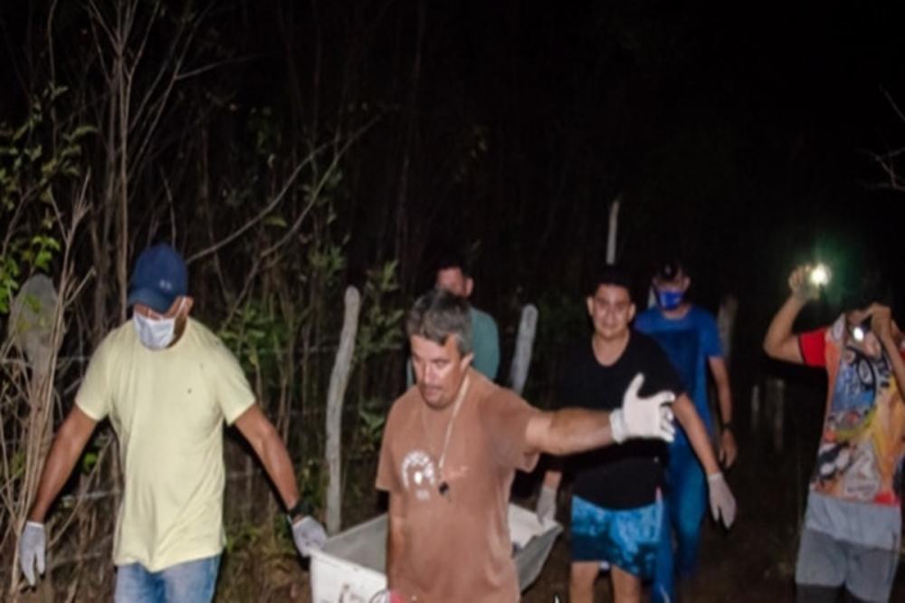 Homem desaparecido há 4 dias é encontrado sem vida despido em matagal no Piauí