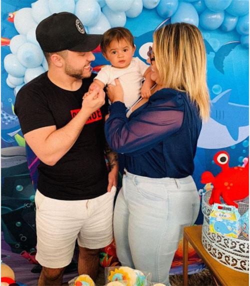 Marília Mendonça reata namoro com Murilo Huff, pai do filho dela