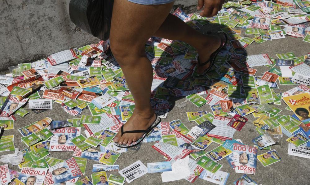 Eleições começam com poucas ocorrências em todo o Brasil