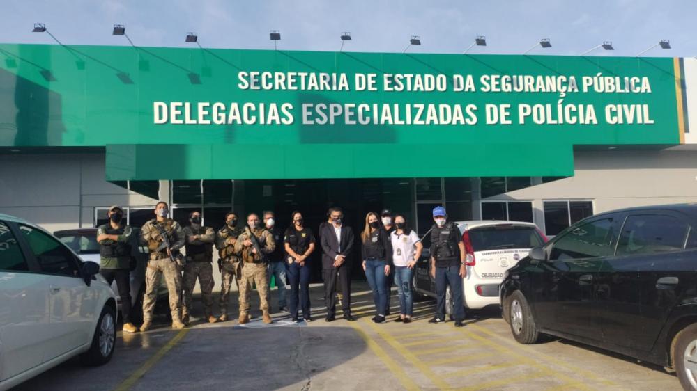 Polícia Civil deflagra 'Operação Vetus' que apura crimes contra idosos