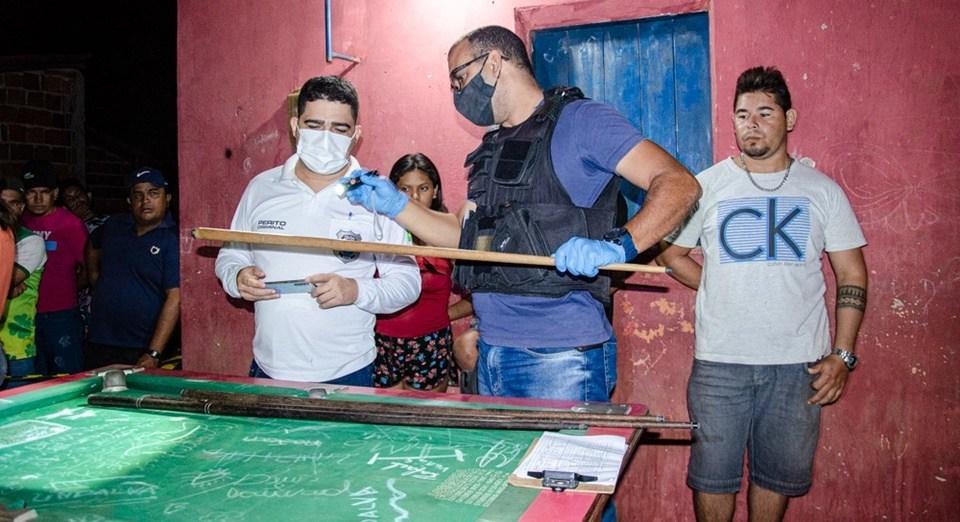 Homem morre após ser agredido com taco de sinuca em bar no Norte do Piauí