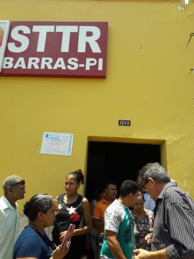 Eleição do Sindicato Rural de Barras está marcada para o dia 30