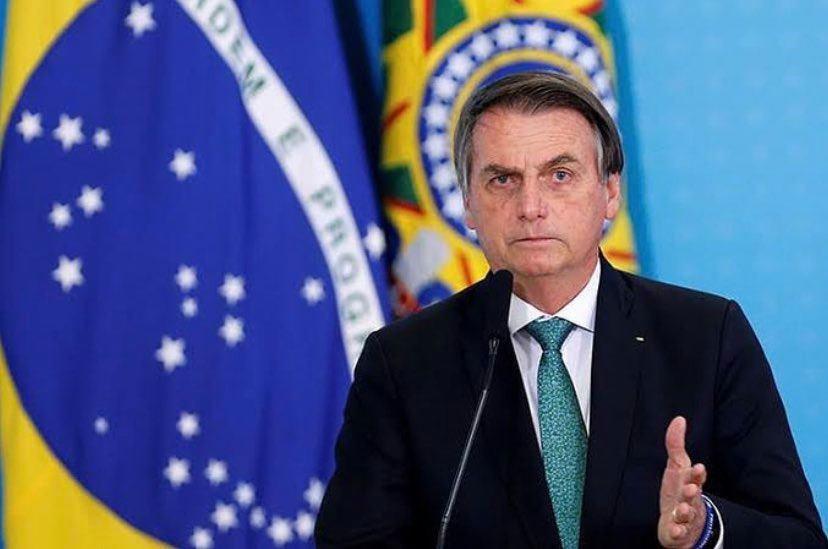 'Perdeu para a concorrência, lamento', diz Bolsonaro sobre Ford