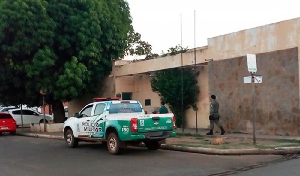 Presos serram grade de DP em Esperantina e fogem horas antes de serem transferidos
