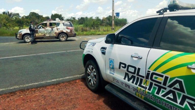 Criminosos roubam motos em Barras e Cabeceiras e fogem pela PI -110