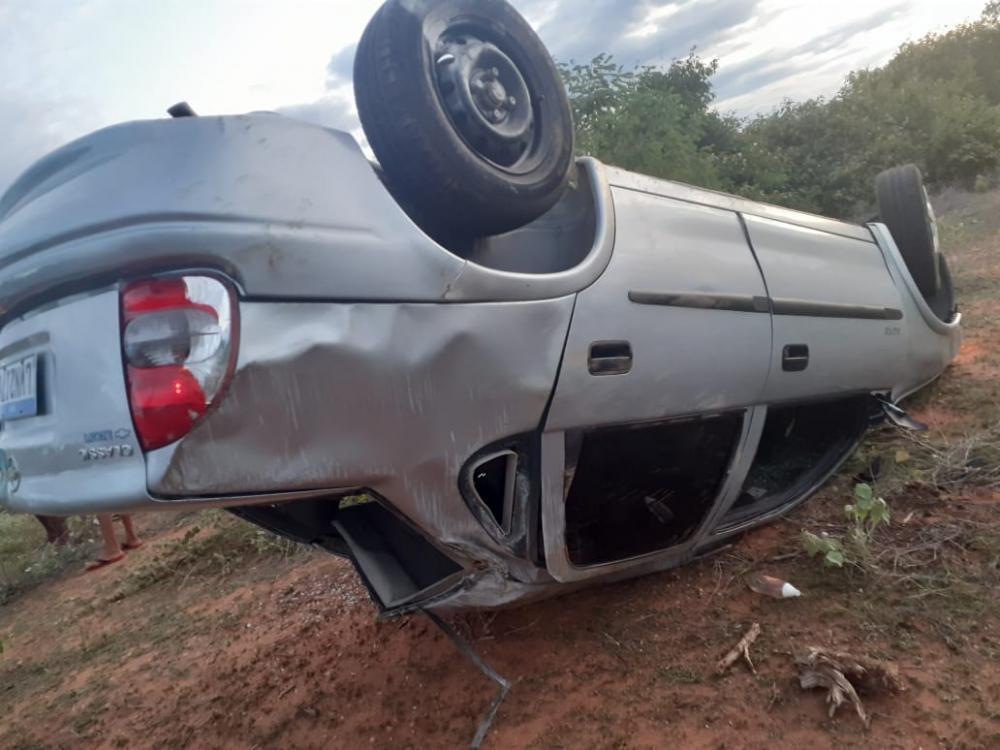Homem morre em grave acidente no Sul do Piauí