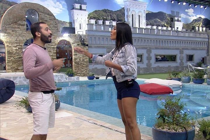 Pocah e Gilberto brigam no BBB21 após Jogo da Discórdia