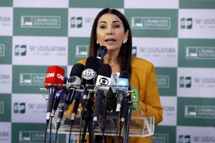 Margarete Coelho: é preciso consenso sobre a definição e os limites das imunidades parlamentares e sobre o que são os crimes de natureza inafiançável - (Foto: Najara Araujo/Câmara dos Deputados)