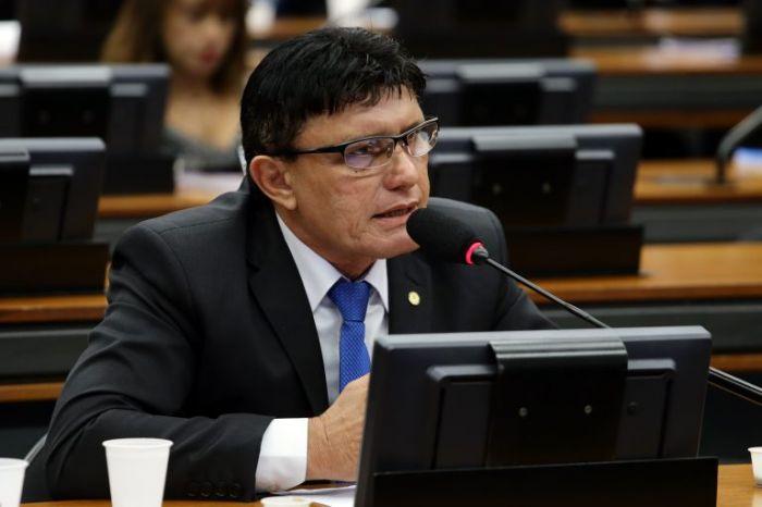 Deputado Éder Mauro: