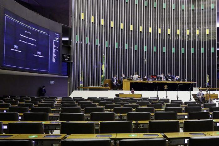 Sessão do Plenário da Câmara dos Deputados - (Foto: Najara Araujo/Câmara dos Deputados)