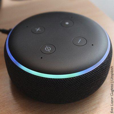 Alexa: cores variadas e serviços múltiplos - (Foto: Divulgação)