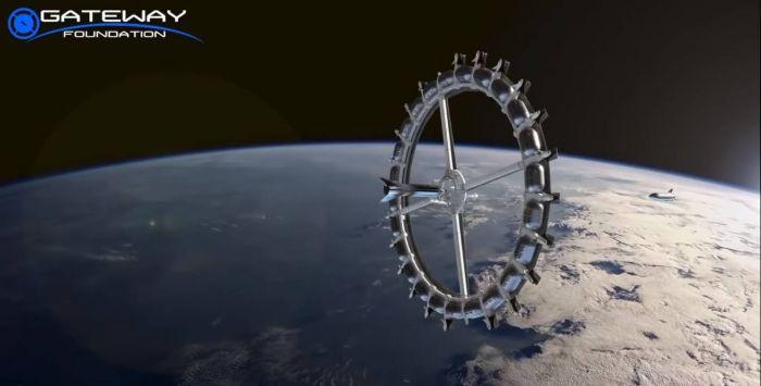 O Voyager Class, como foi nomeado o hotel, deve começar a ser construído em 2025 - (Foto: Reprodução: YouTube)