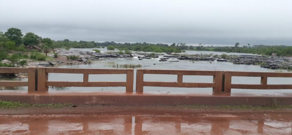 Rio Longá atinge estado de atenção em Barras e Esperantina