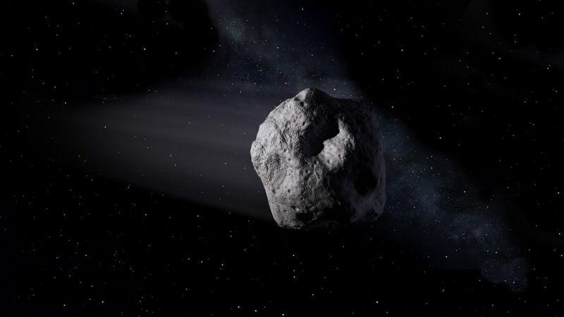 Partícula estudada foi trazida do espaço pela Jaxa, a agência espacial japonesa - (Foto: NASA)