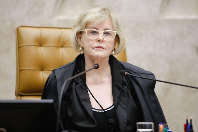 Vice-presidente do STF, ministra Rosa preside sessão plenária por videoconferência. Foto: Fellipe Sampaio /SCO/STF (03/02/2021) - (Foto: Fellipe Sampaio/SCO/STF - 02.02.2021)