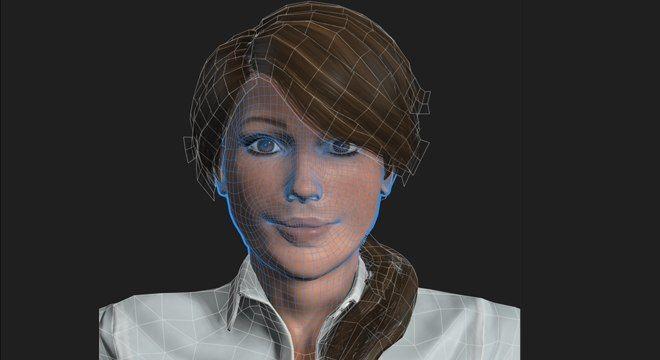 Assistente virtual inteligente Sophie (Foto: Divulgação) - (Foto: Programa Inova 360)