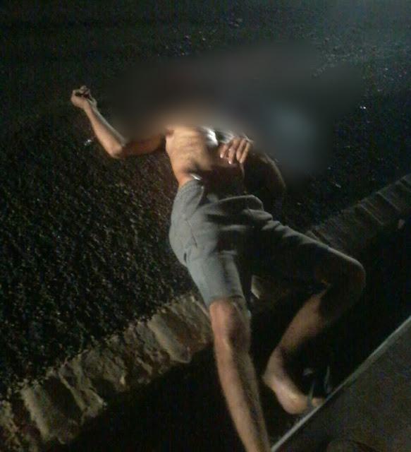 Homem tem cabeça esmagada por caminhão na BR-343 no Piauí