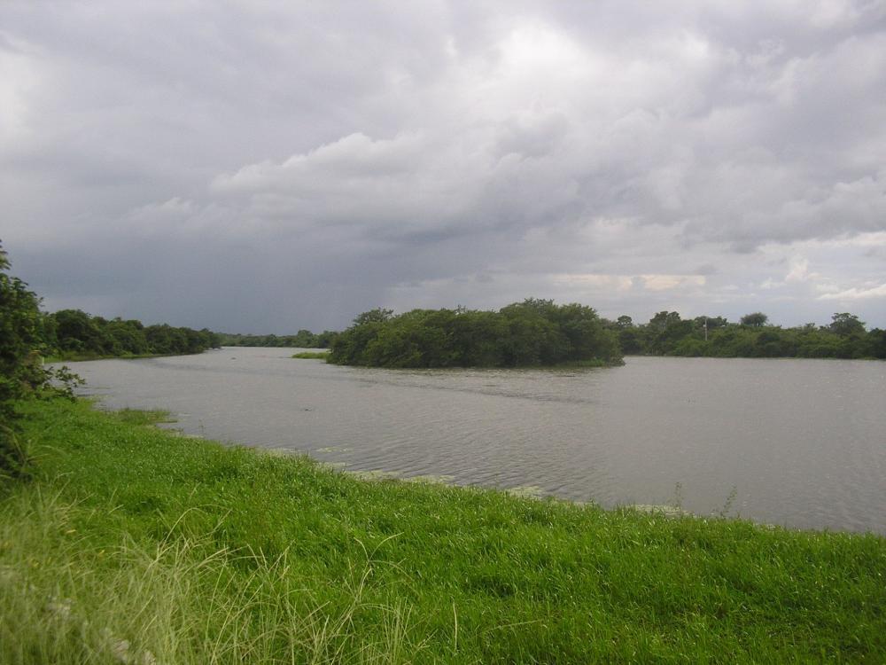 Rio Marathaoan continua com nível acima da cota de alerta, segundo dados CPRM