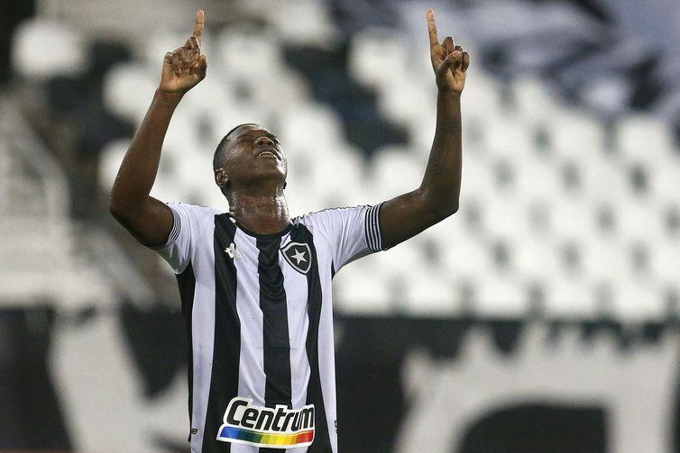 © Vítor Silva/Botafogo/Direitos reservados