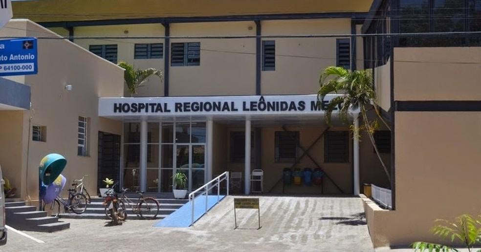 Hospital Leônidas Melo atinge 100% de ocupação dos leitos para Covid-19