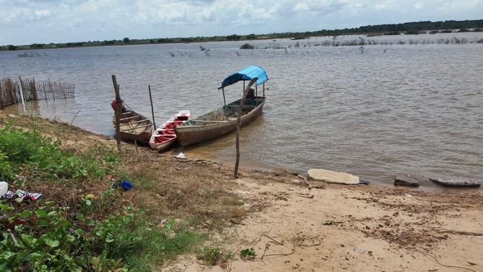 Corpo de pescador é encontrado boiando nas águas do Rio Longá
