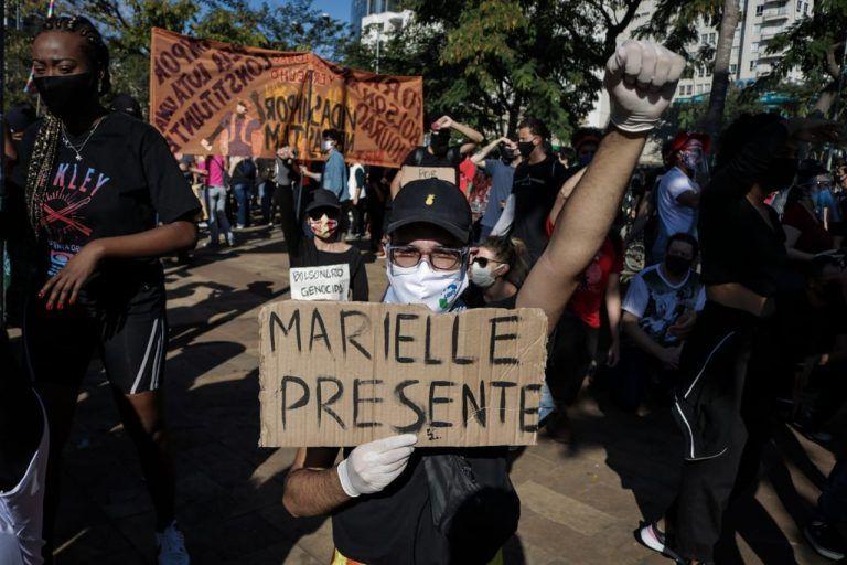 O assassinato da vereadora Marielle Francho, há três anos, é considerado o caso mais emblemático de violência política de gênero - (Foto: Guilherme Gandolfi/Fotos Públicas)