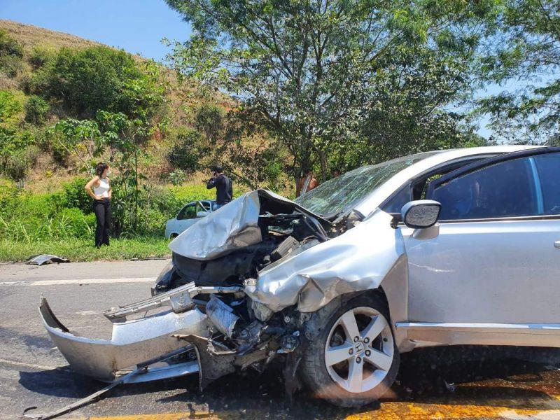 Pesquisa anterior mostrou que 25% das vítimas do trânsito em SP tinham usado drogas - (Foto: Reprodução/Facebook)