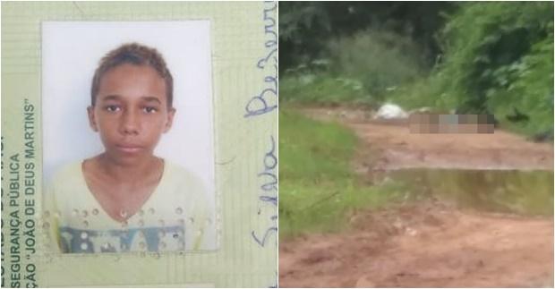 Jovem de 22 anos é encontrado morto na zona Sul da capital