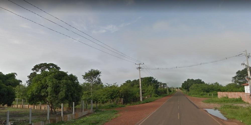Colisão entre motociclista deixa jovem ferido na PI 110, em Barras - Google Eart / Street - (local do acidente)