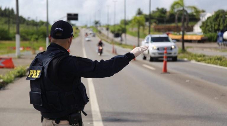 Polícia Rodoviária Federal iniciará Operação Semana Santa na próxima quinta (1°) - Foto: PRF
