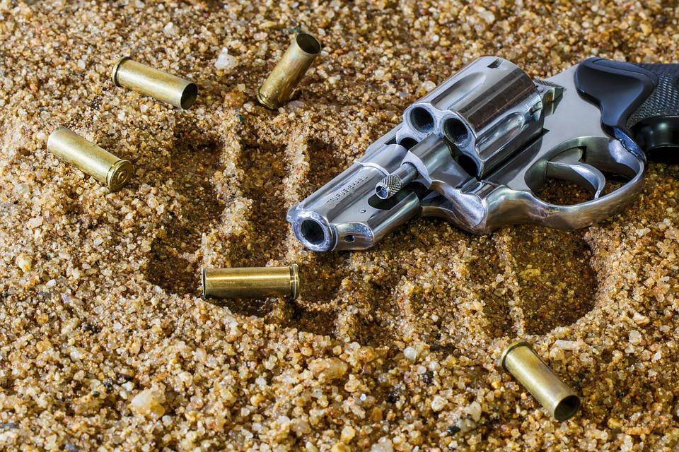Casal é morto com vários disparos de arma de fogo em Madeiro - Foto (ilustração) By Pixabay grátis/free