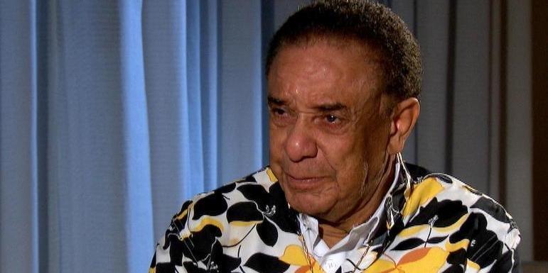 Morre o canto Agnaldo Timóteo, vítima da Covid-19 - Foto: Record TV / Divulgação / CP
