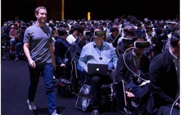 Em cinco anos, óculos vão começar a substituir o smartphone, diz Facebook