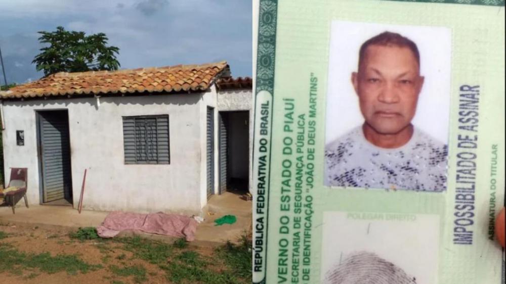 Homem é encontrado morto dentro de banheiro no interior do Piauí
