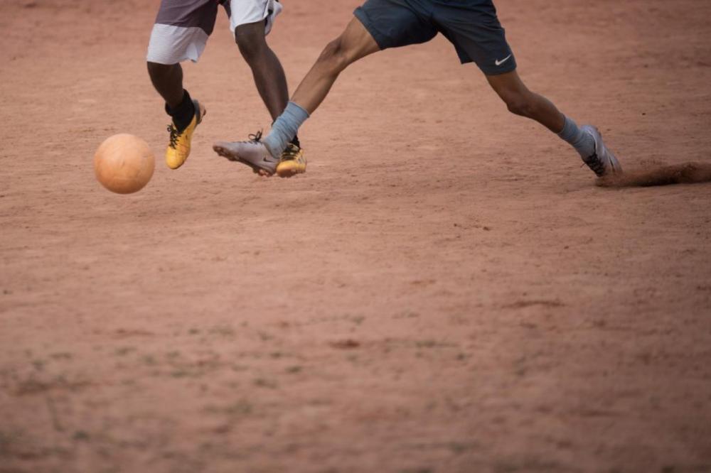 Atleta amador morre durante partida de futebol em Esperantina