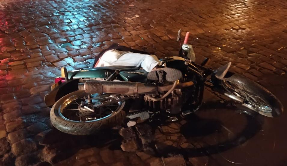 Vigilante é morto a tiros na noite deste sábado (01) - Foto: WhatsApp