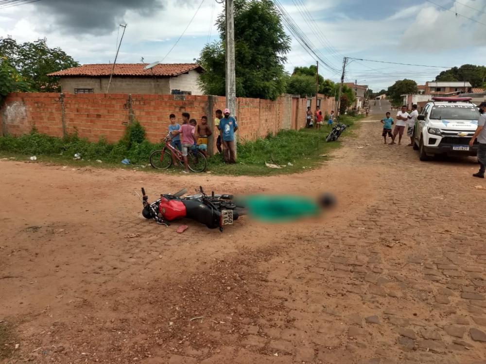 Jovem é morto com disparo no rosto durante emboscada no Piauí