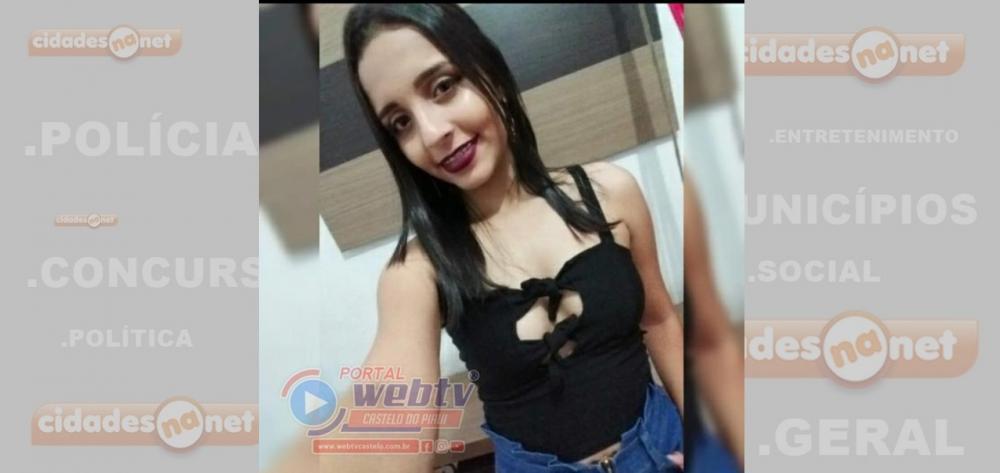 Jovem de 18 anos fica ferida após chocar moto com cabras no Piauí