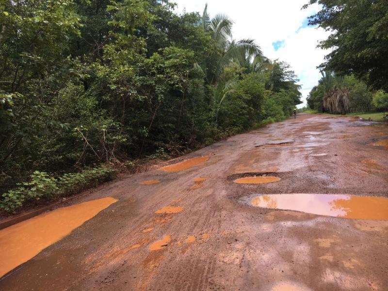 Deputados reclamam a falta de conservação das rodovias estaduais no interior do Piauí