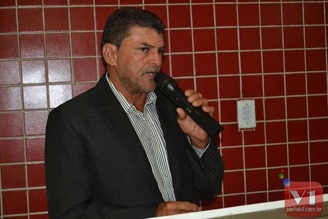 Presidente da Câmara de Vereadores de Pimenteiras, Edvar Araújo, morre aos 51 anos - Foto: Portal V1