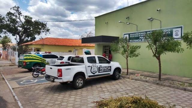 Homem é preso após tentar matar a própria mãe de 67 anos no Piauí - Foto: reprodução