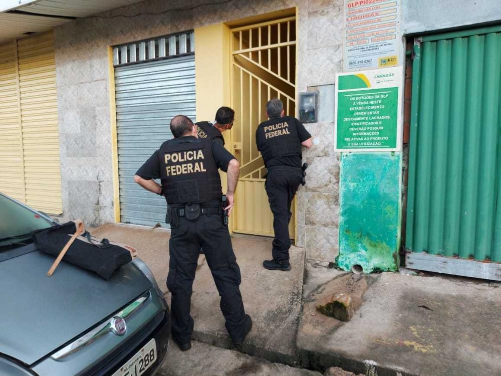 PF deflagra operação contra fraude no auxílio emergencial em cidade do Piauí