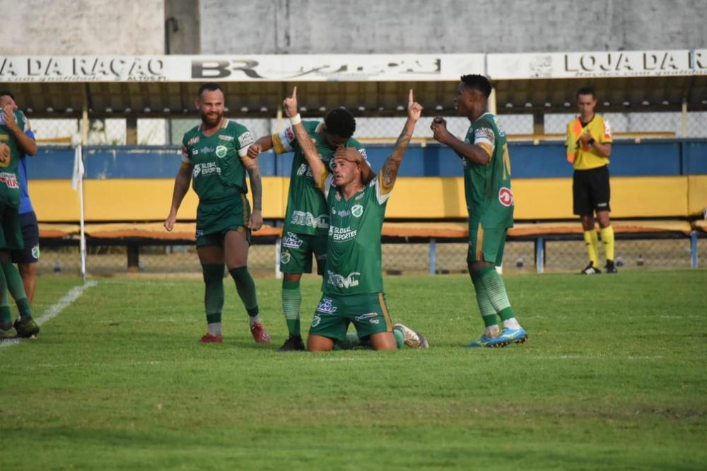 Altos é Campeão Piauiense de futebol de 2021