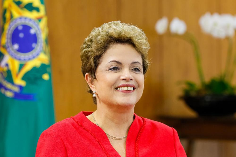 Dilma Rousseff tem suspeita de AVC e é internada às pressas - Foto: Roberto Stuckert/PR / http://www.rededoesporte.gov.br/