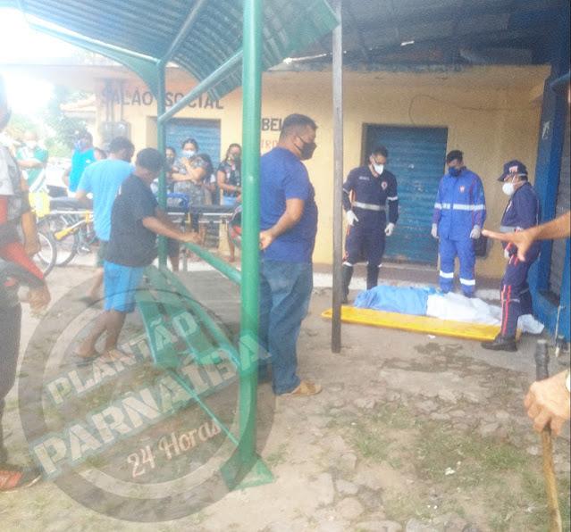 Homem morre dentro de salão de cabelereiro no Norte do Piauí