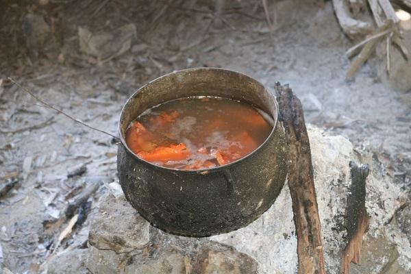 Idoso é encontrado vivendo em condições desumanas e se alimentando apenas com abóbora no Norte do PI - Fotos: FETAG