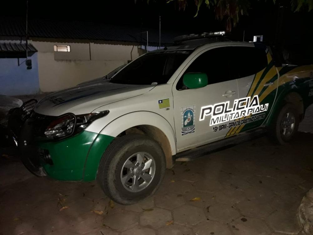 Suspeito acusado de matar a companheira com um tiro na cabeça é preso pela PM