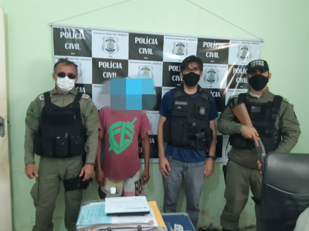 Batalha: operação policial recupera veículos e efetua prisão