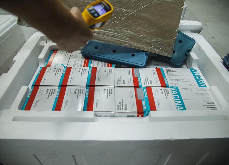 Sesapi inicia distribuição de vacinas para público em geral nesta sexta - Foto: Reprodução