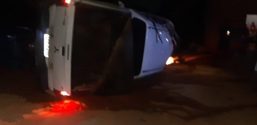 Servidor público morre ao capotar veículo PI 415 no Sul do Piauí - Foto: reprodução